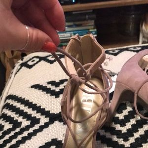 Sam & Libby Shoes - NWT • Sam and Libby Strappy Heels